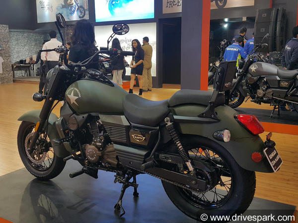 UM Motorcycles To Launch Three New Cruiser Bikes In India