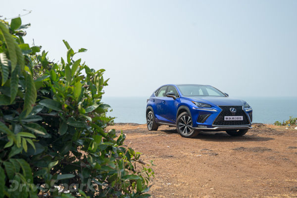 Review: Lexus NX 300h F-Sport First Drive