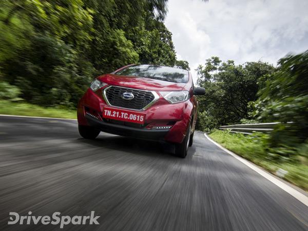 Datsun Redi-Go 1.0L AMT launch soon - Bookings open