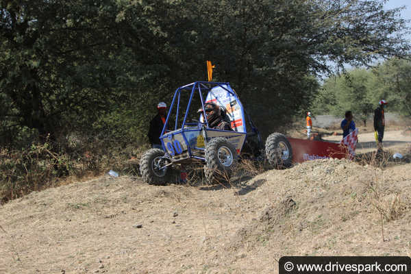 BAJA SAEINDIA 2018 Powered By Mahindra — The Ground To Glory