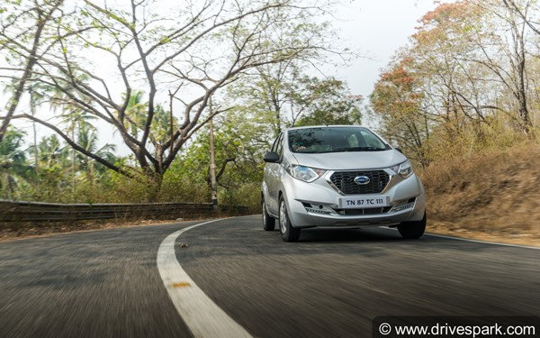 Review: Datsun redi-GO First Drive