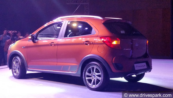 S Cross 2018 Price >> Ford Freestyle Unveiled Details: Expected Price & Launch Date, Images, Key Specifications ...