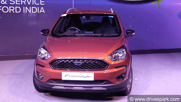 Ford Freestyle Unveiled