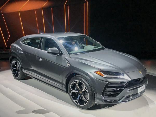 Lamborghini Urus India Launch: Live Updates