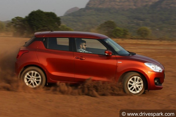 Top 5 Features Of The New Maruti Swift