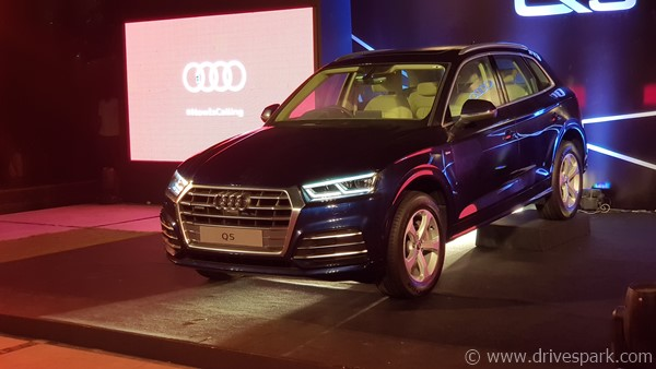 2018 Audi Q5 Bookings Reach 500 Within A Month Of Launch In India