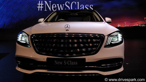 2018 Mercedes-Benz S-Class Price