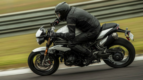 2018 Triumph Speed Triple S And RS Unveiled