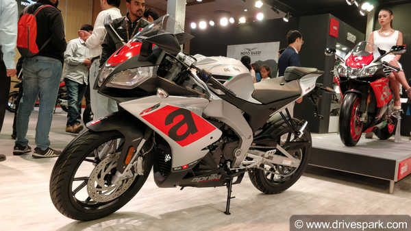 Aprilia RS 150 First Look Review — Design, Specifications, Features And Expected Launch & Price
