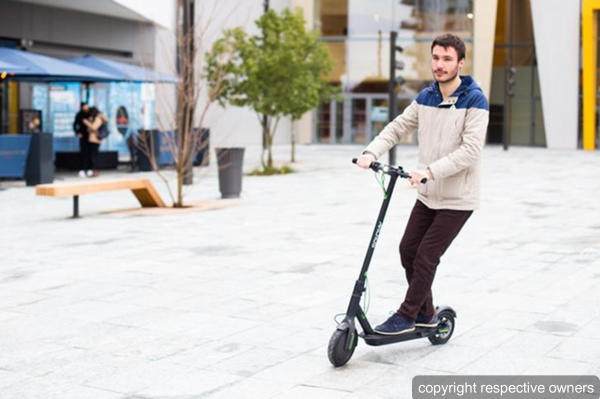 World's First Android-Powered Electric Scooter Revealed By Archos