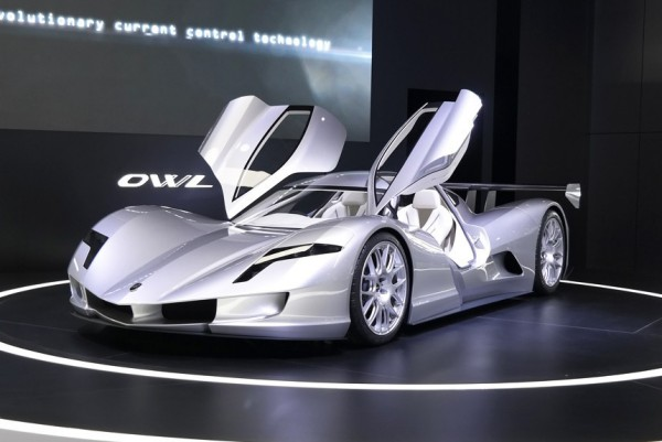 World's Fastest Accelerating Car Is Now Electric — Aspark Owl Accelerates From 0-100 Km/h In 1.9 Seconds
