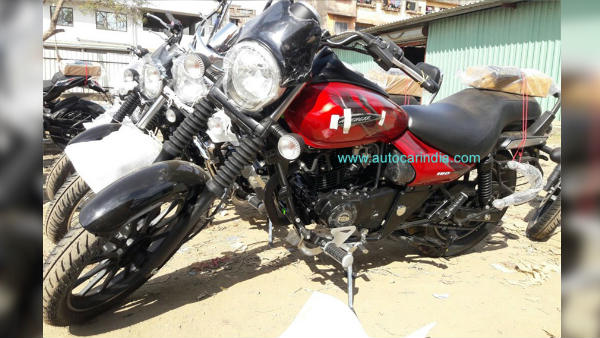 Bajaj Avenger 180 Spotted Ahead Of Launch; Price, Features, Specifications & Images