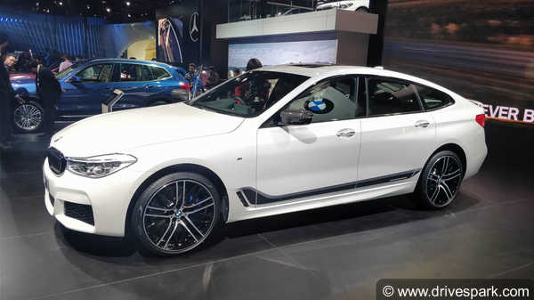 Auto Expo 2018: Sachin Launches BMW 6 Series GT In India