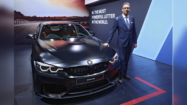 Auto Expo 2018: BMW M4 & M3 Launched In India