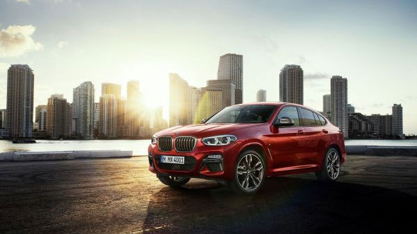 New BMW X4 Revealed; Expected Launch Date & Price, Features, Specifications, Images & More