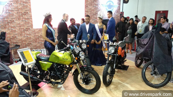 Auto Expo 2018: Cleveland CycleWerks Ace & Misfits Unveiled