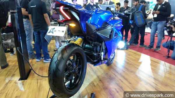 Auto Expo 2018: Emflux One Features & Specifications