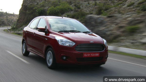 Ford Aspire Electric Sedan In The Works — Expected Launch Details