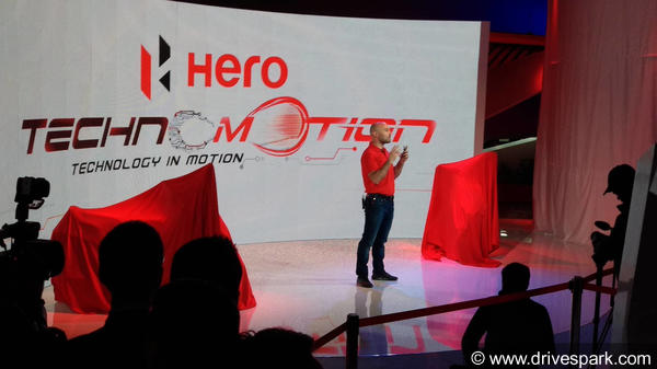 Auto Expo 2018: Hero MotoCorp Begins Proceedings At The Event