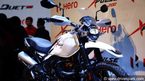 Auto Expo 2018: Hero XPulse Unveiled - Expected Launch Date & Price, Specifications, Features & Images