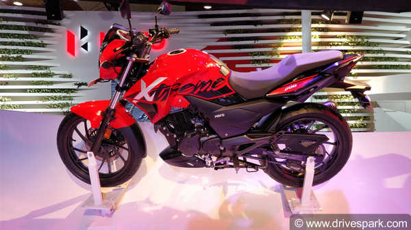 Hero Xtreme 200R Top Features: LED Lights, Funky Graphics, Analog+Digital Meter, ABS & More