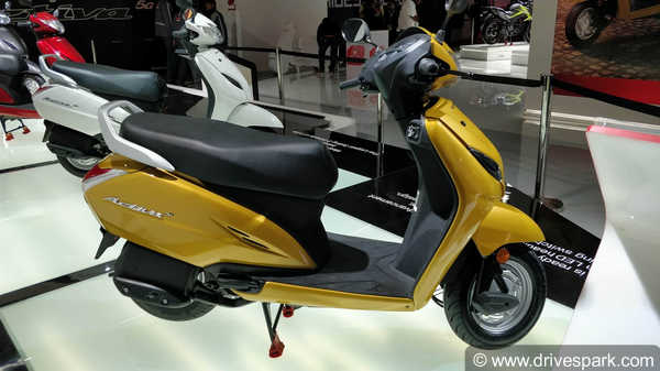 Honda Activa 5G First Look Review