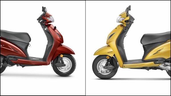 Peachy Honda Activa 5G Vs 4G Comparison Specifications Features Evergreenethics Interior Chair Design Evergreenethicsorg