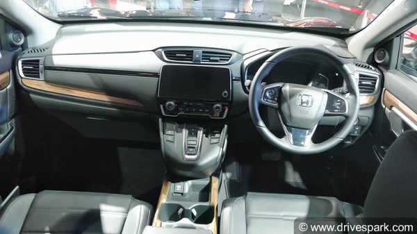 Honda CR-V 2018 Top Features: New Exterior & Interior ...