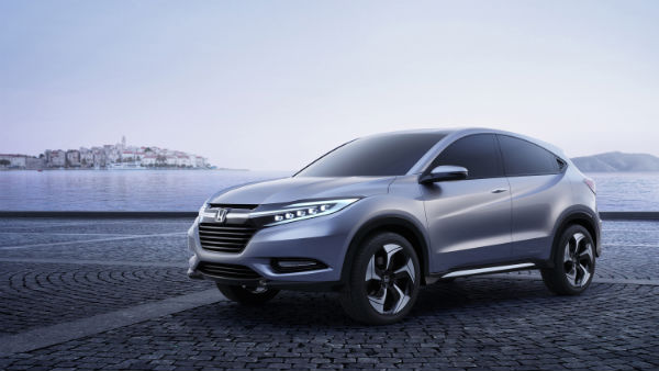 New Honda Amaze Platform Based Sub-Four Metre Compact SUV Being Considered