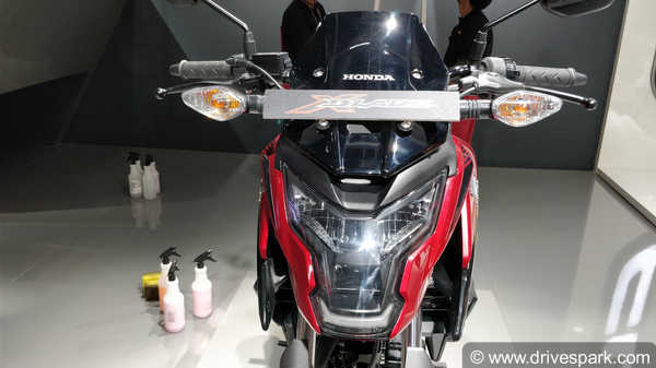 Honda X-Blade launched in India for Rs 79000