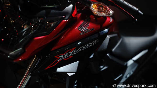 Auto Expo 2018: Honda X-Blade Unveiled - Expected Launch Date & Price, Specifications, Mileage, Features & Images
