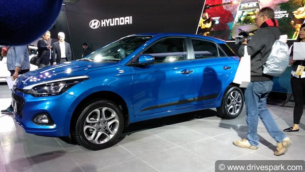 New Hyundai i20 Facelift First Look Review — Design, Specifications, Features And Images
