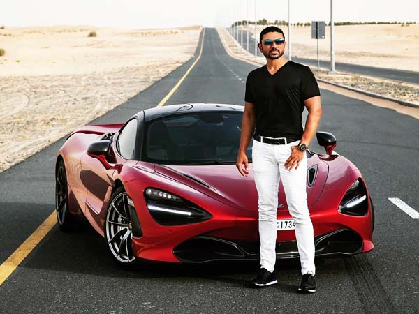 India's First Mclaren Leaves The Country For Dubai Seeking Better Driving Conditions