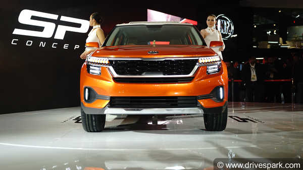 Kia Sp Concept Expected Launch Details Features What To Expect