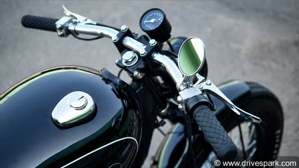 KR Customs Royal Enfield Bobber — Is This The Best RE Bullet