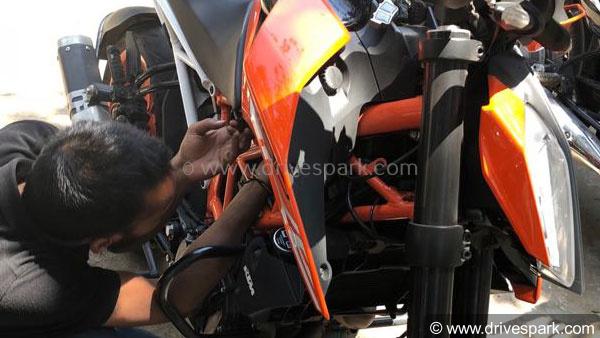KTM Duke 390 Problems: Issues Faced in KTM Duke 390 - Ownership