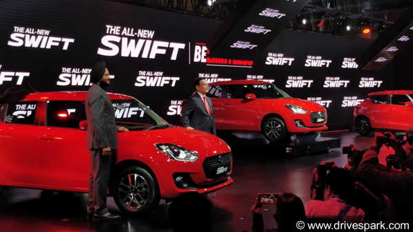 Maruti Cars At 2018 Auto Expo India; Specifications & Images