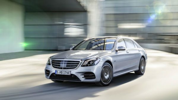Mercedes-Benz S-Class Facelift India Launch Date Revealed — India's First BS-VI Car