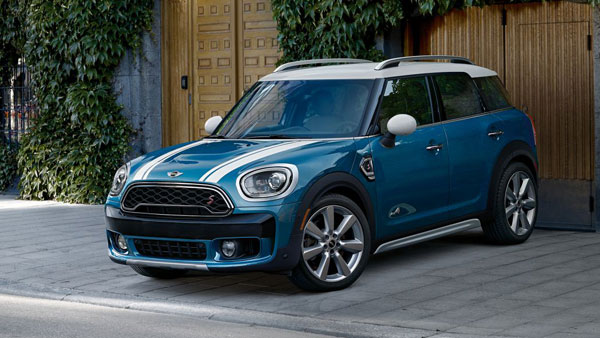 Auto Expo 2018: New Mini Countryman To Launch In India