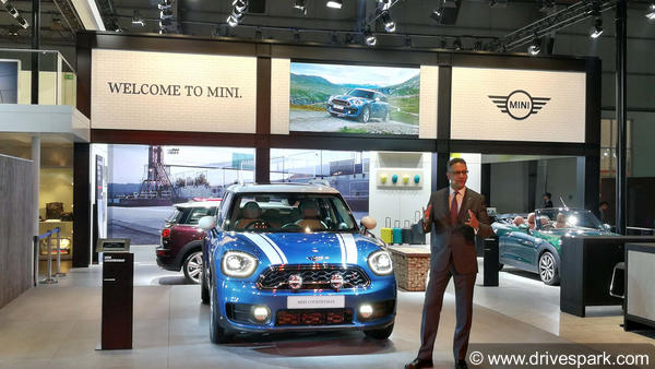 MINI Countryman Will Be A 'Made-in-India' Product