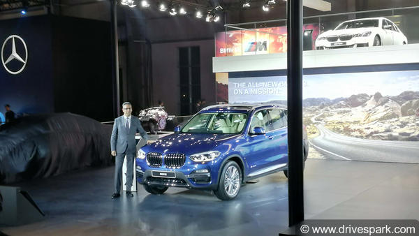 New BMW X3 Unveiled In India