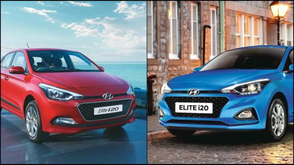 New Hyundai I20 Facelift Vs Old Hyundai I20 Comparison Key Upgrades