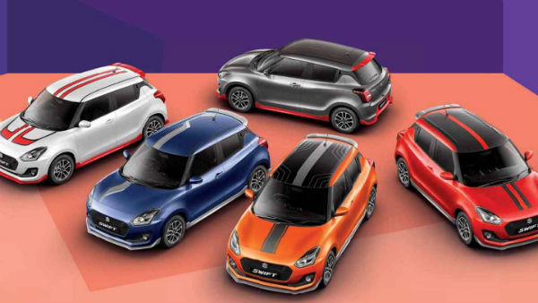 New Maruti Swift 2018 Accessories List: Roof Wraps, Seat