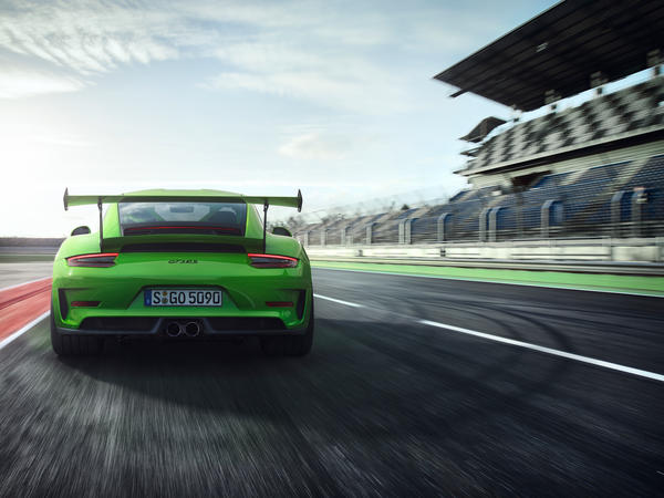 Porsche 911 GT3 RS Launched At Rs 2.75 Crore In India