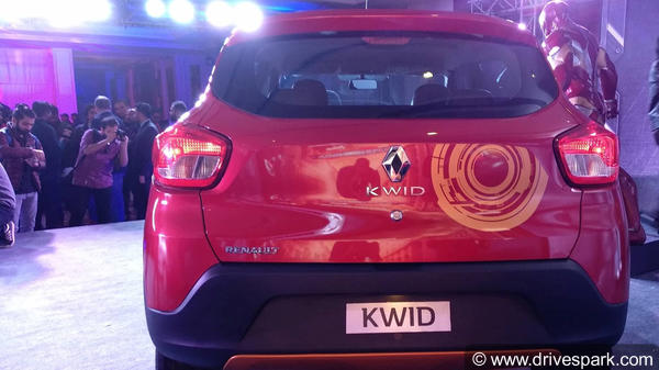 Renault Kwid Superhero Edition Launched In India; Priced Start At Rs 4.34 Lakh