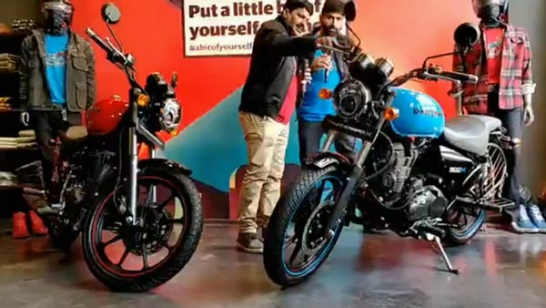 Royal Enfield Thunderbird 350X And 500X Launched At Rs 1 56
