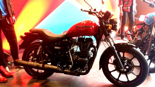 Royal Enfield Thunderbird X Features
