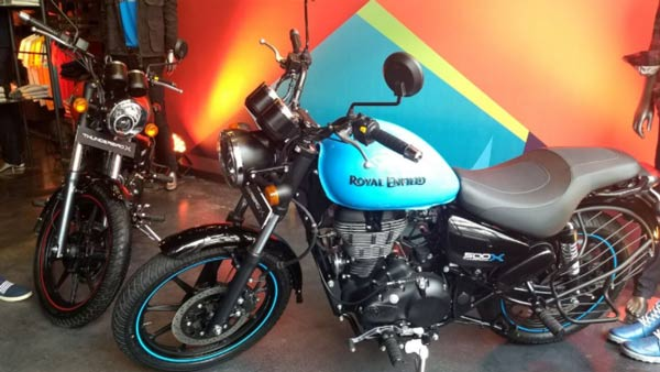 Royal Enfield Thunderbird 350X & 500X Price & Delivery