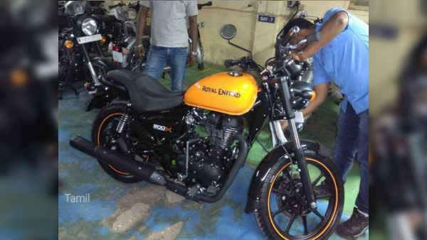 Royal Enfield Thunderbird 350X And 500X Launch In India