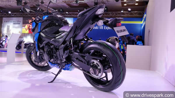 Auto Expo 2018: Suzuki GSX-S750 Unveiled - Expected Launch, Price, Specifications, Features & Images